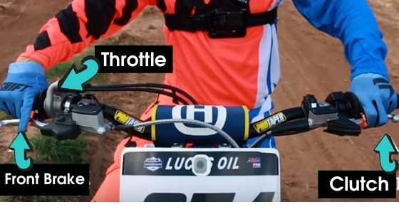 Knowledge about the control How to wheelie a dirt bike