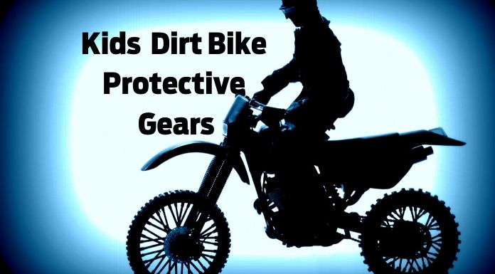 dirt bike protective gears for kids
